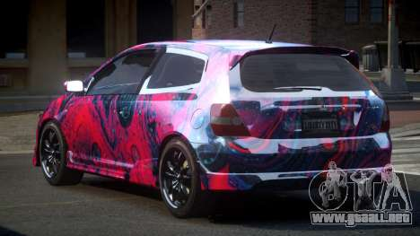 Honda Civic U-Style S2 para GTA 4
