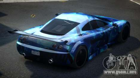 Ascari A10 BS-U S5 para GTA 4