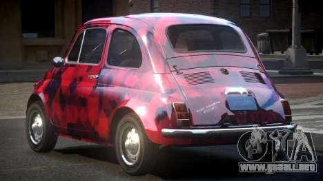 Fiat Abarth 70S S3 para GTA 4