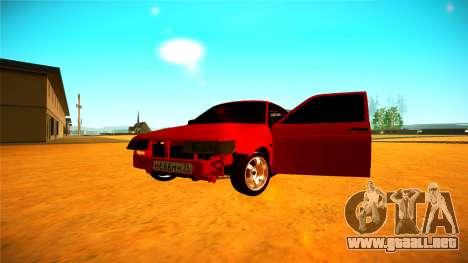 Vaz 2112 AVR Versión 1.2 para GTA San Andreas