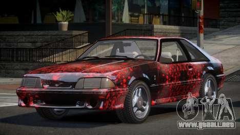 Ford Mustang SVT 90S S8 para GTA 4