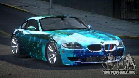 BMW Z4 U-Style S5 para GTA 4