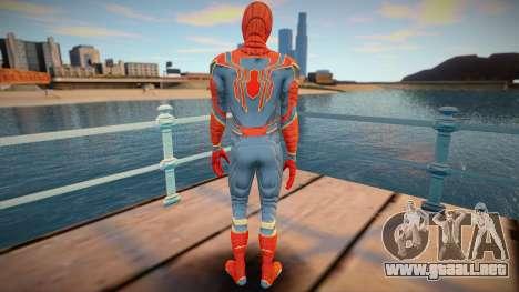 Iron Spider Armor v1 para GTA San Andreas