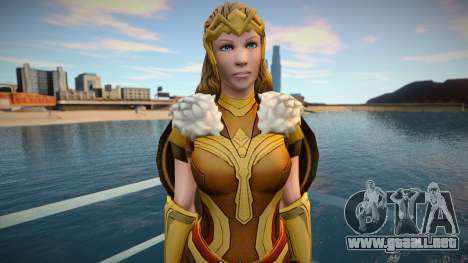 Hippolyta from DC Legends para GTA San Andreas