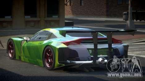 Honda HSV US S4 para GTA 4