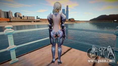 Lightning skin v2 para GTA San Andreas
