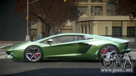 Lamborghini Aventador BS LP700 para GTA 4