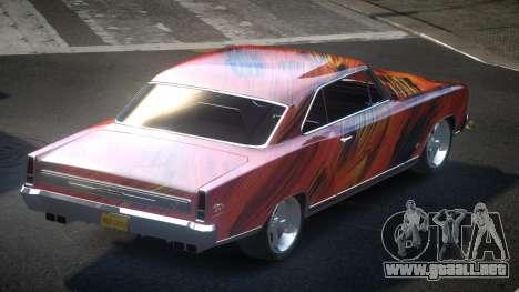 Chevrolet Nova PSI US S3 para GTA 4