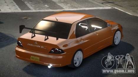 Mitsubishi Lancer VII PSI-U para GTA 4