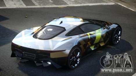 Jaguar C-X75 SP-U S1 para GTA 4