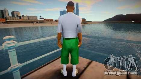 Grove Street New Gang v3 para GTA San Andreas