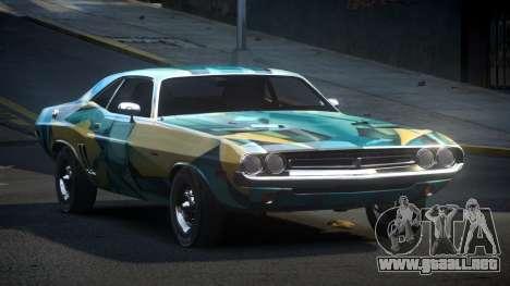 Dodge Challenger SP71 S2 para GTA 4