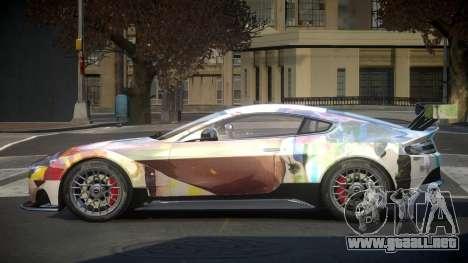 Aston Martin PSI Vantage S1 para GTA 4