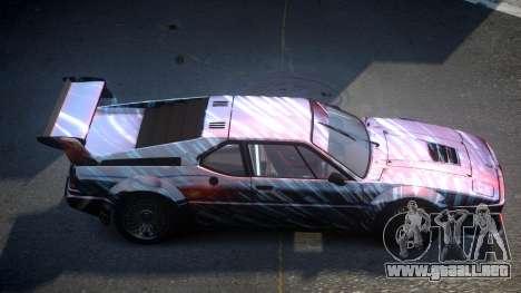 BMW M1 IRS S8 para GTA 4