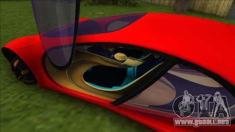 Mercedes-Benz Vision AVTR para GTA Vice City