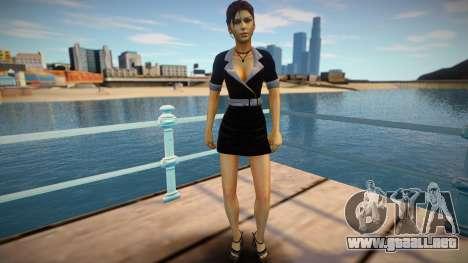 Lara Croft: Costume 2 para GTA San Andreas