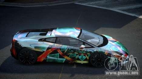Lamborghini Gallardo IRS S9 para GTA 4