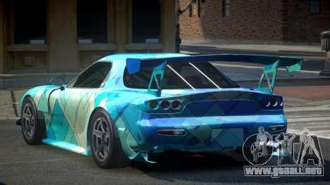 Mazda RX-7 iSI S2 para GTA 4