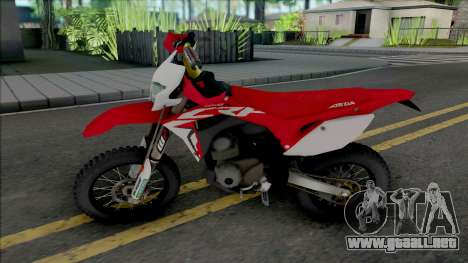 Honda CRF 150L para GTA San Andreas