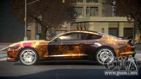 Ford Mustang BS-V S10 para GTA 4