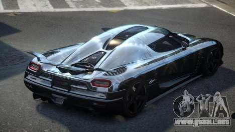 Koenigsegg Agera US S10 para GTA 4