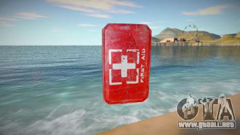 First Aid Kit from Silent Hill Downpour para GTA San Andreas