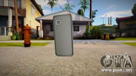 Nokia 5230 para GTA San Andreas