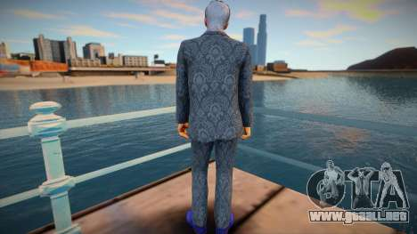 Vergil - Yakuza 6 para GTA San Andreas