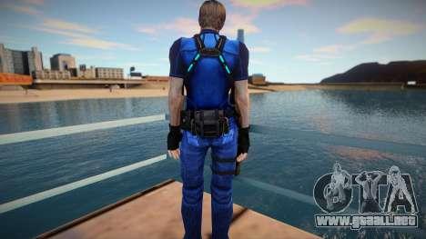 Leon Nightlite para GTA San Andreas