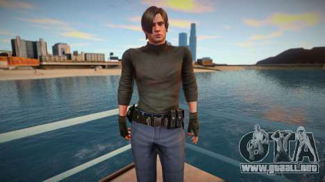Leon Debug para GTA San Andreas