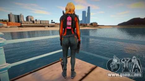 Rachel Foley skin para GTA San Andreas