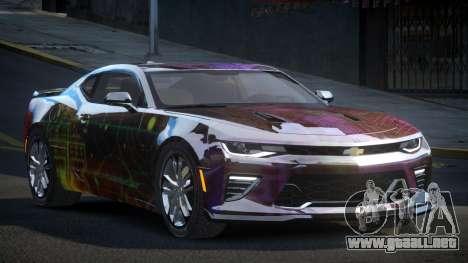 Chevrolet Camaro GS-R S6 para GTA 4