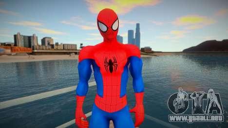 Spider-Man (Disney XD) para GTA San Andreas