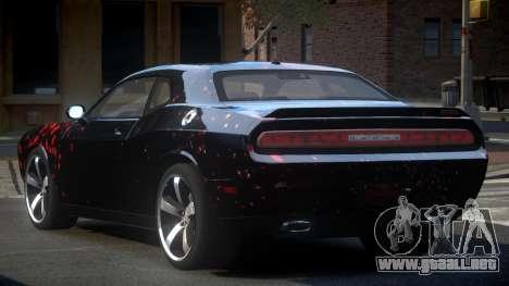 Dodge Challenger SRT GS-U S1 para GTA 4