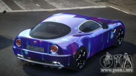 Alfa Romeo 8C US S4 para GTA 4