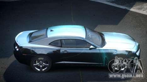Chevrolet Camaro BS-U S10 para GTA 4