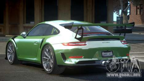 Porsche 911 BS GT3 para GTA 4