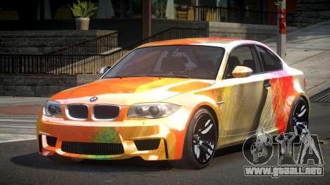 BMW 1M E82 SP Drift S8 para GTA 4