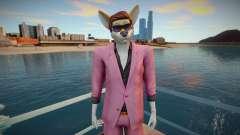 Random Furry Skin para GTA San Andreas