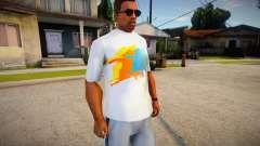 New T-Shirt - tshirtbase5 para GTA San Andreas