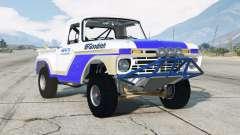 Ford F-100 Flareside Abatti Racing Trophy Truck〡add-on para GTA 5