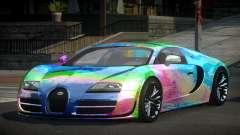 Bugatti Veyron PSI-R S2 para GTA 4