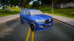 Toyota Land Cruiser 200 2021 para GTA San Andreas