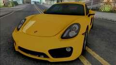 Porsche Cayman S (SA Lights)