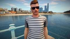 Guy 30 from GTA Online para GTA San Andreas