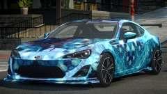 Subaru BRZ SP-U S9 para GTA 4