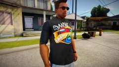 New T-Shirt - tshirtzipgry para GTA San Andreas
