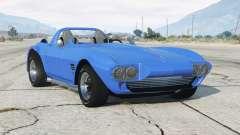 Chevrolet Corvette Grand Sport roadster 1963〡add-on para GTA 5
