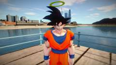 Goku Skin v2 para GTA San Andreas