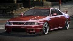 Nissan Skyline R33 US para GTA 4